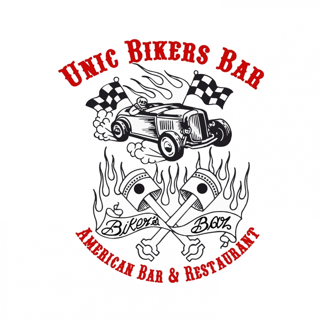 Unic Bikers Bar logo
